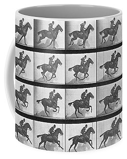Galloping Horse Coffee Mug