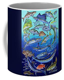 Gamefish Collage In0031 Coffee Mug