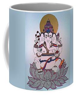 1 Ganesh Coffee Mug