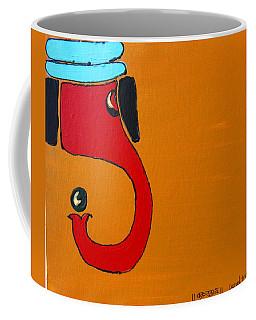 10 Ganesh Vakratundaya Coffee Mug