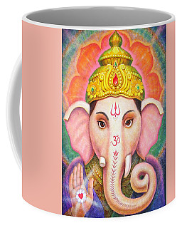 Ganesha's Blessing Coffee Mug