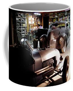 Garage Tour Coffee Mug