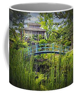 Garden At Houmas House Plantation La Dsc04584 Coffee Mug