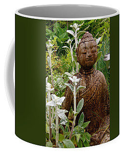 Garden Buddha Coffee Mug