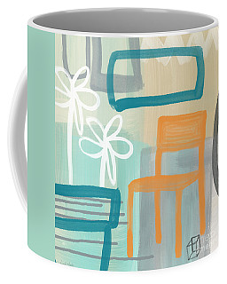 Garden Chair Coffee Mug