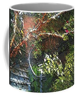 Garden Climb  Coffee Mug