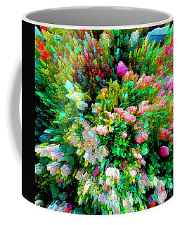 Garden Explosion Coffee Mug by Alys Caviness-Gober