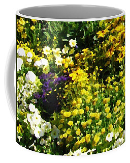 Garden Flowers Coffee Mug
