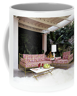 Garden-guest Room At The Chimneys Coffee Mug