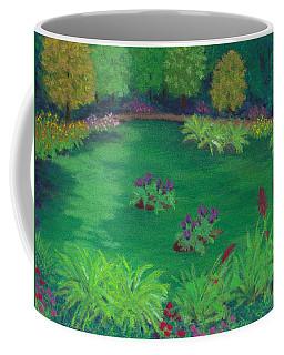 Garden In The Woods Coffee Mug
