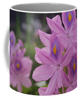 Coffee Mug featuring the photograph Garden Is Watching by Miguel Winterpacht