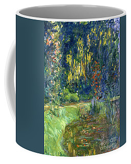 Garden Of Giverny Coffee Mug