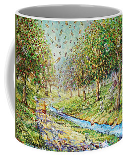 Garden Of Prosperity Coffee Mug