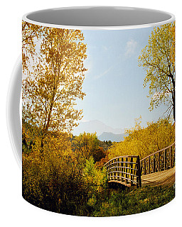 Garden Of The Gods Bridge Coffee Mug