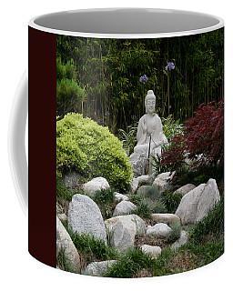 Garden Statue Coffee Mug