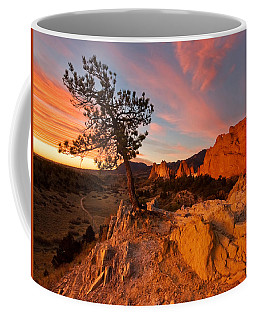 Garden Sunrise Coffee Mug