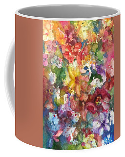 Garden - The Secret Life Of The Leftover Paint Coffee Mug