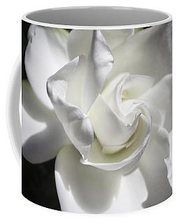 Gardenia Coffee Mug by Arlene Carmel