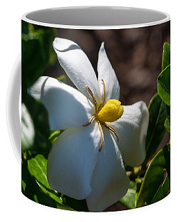 Gardenia At Twilight 2 Coffee Mug