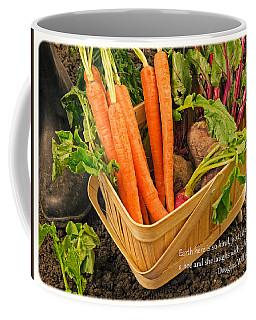 Gardening Quote Coffee Mug