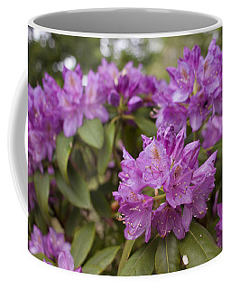Coffee Mug featuring the photograph Garden's Welcome by Miguel Winterpacht