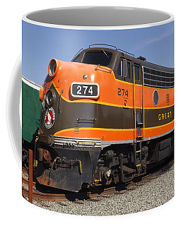Garibaldi Locomotive Coffee Mug