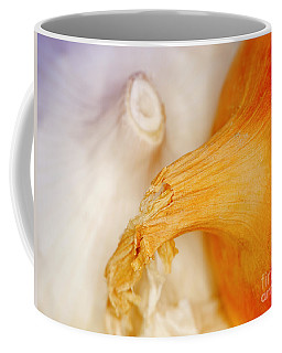 Coffee Mug featuring the photograph Garlic And Onion by Nick  Biemans