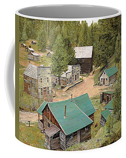 Garnet In Montana Coffee Mug