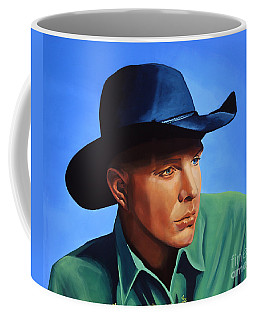 Garth Brooks Coffee Mug