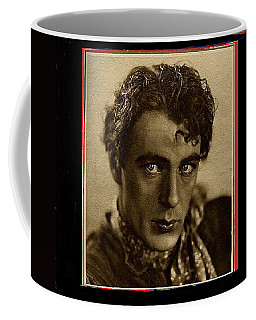 Coffee Mug featuring the photograph Gary Cooper Publicity Photo C.1929 by David Lee Guss
