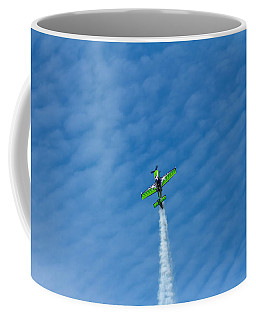 Gary Ward Taking His Mx2 To Great Heights Coffee Mug