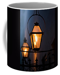 Gas Lights Coffee Mug