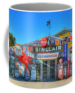 Gasoline Alley Coffee Mug by Steve Stuller
