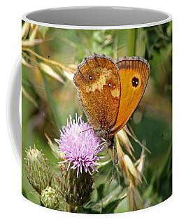 Gatekeeper Butterfly Coffee Mug