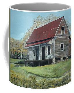 Gates Chapel - Ellijay Ga - Old Homestead Coffee Mug