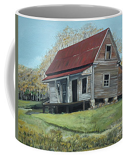 Gates Chapel - Ellijay Ga - Old Homestead Coffee Mug
