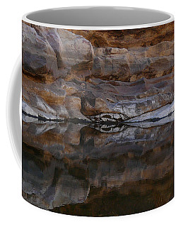 Coffee Mug featuring the photograph Gateway by Evelyn Tambour