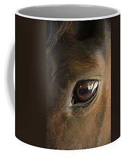 Gateway To A Horses Soul Coffee Mug by Shoal Hollingsworth