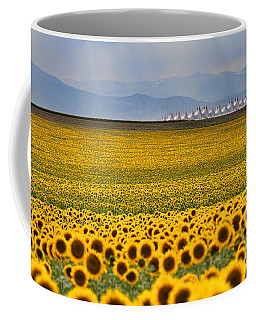 Gateway To The Rockies Coffee Mug