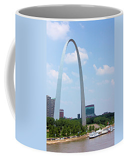 Gateway To The West Coffee Mug