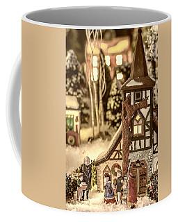 Gathering In The Churchyard Coffee Mug