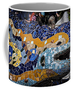 Gaudi Dragon Coffee Mug