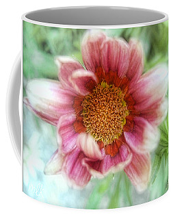 Treasure Flower Gazania Coffee Mug by Louise Kumpf