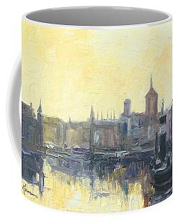 Gdansk Harbour - Poland Coffee Mug