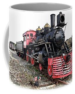 General II - Steam Locomotive Coffee Mug