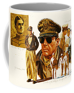 General Macarthur Coffee Mug