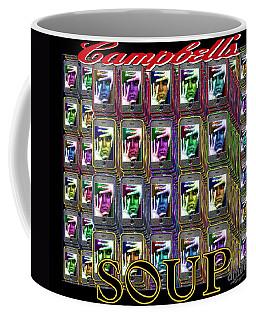 Campbell Soup Coffee Mugs | Fine Art America
