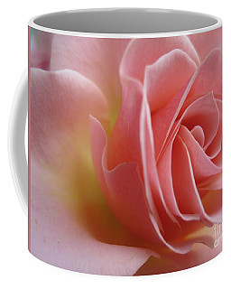 Gentle Pink Rose Coffee Mug