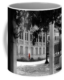 Gentle Warrior On Strand Street Coffee Mug