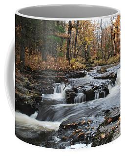 Gently Falling Downstream  Coffee Mug